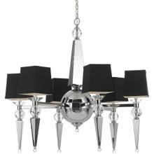 AF Lighting 8405 Chandelier, 8405-6H