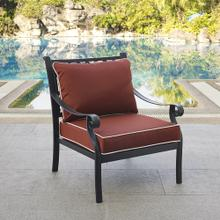Palermo Cast Aluminum Arm Chairs (Set of Two)