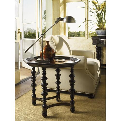 Plantation Accent Table