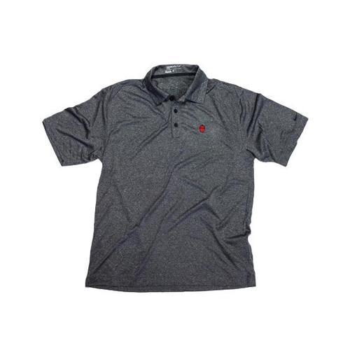 Premium Nike Grill Icon Golf Shirt - Men's Grey - Small