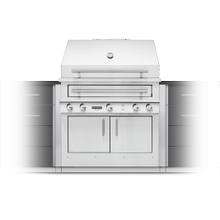 See Details - K750 Built-in Hybrid Fire Grill