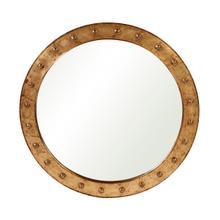 Liza Round Mirror