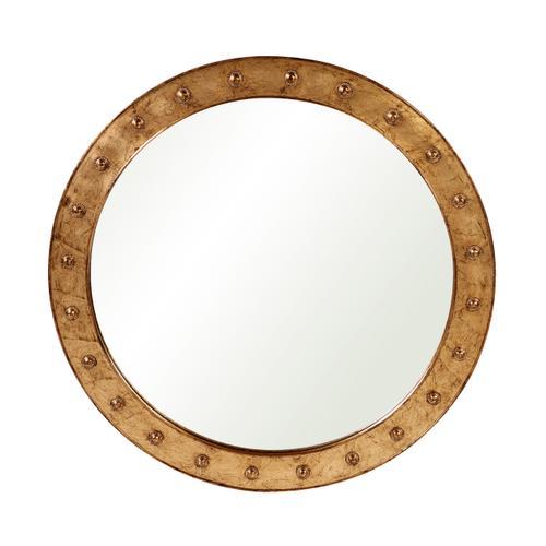 See Details - Liza Round Mirror