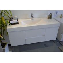 View Product - Montreux GLARUS CH032D-Resin Basin LB-206-120 Bathroom Vanity
