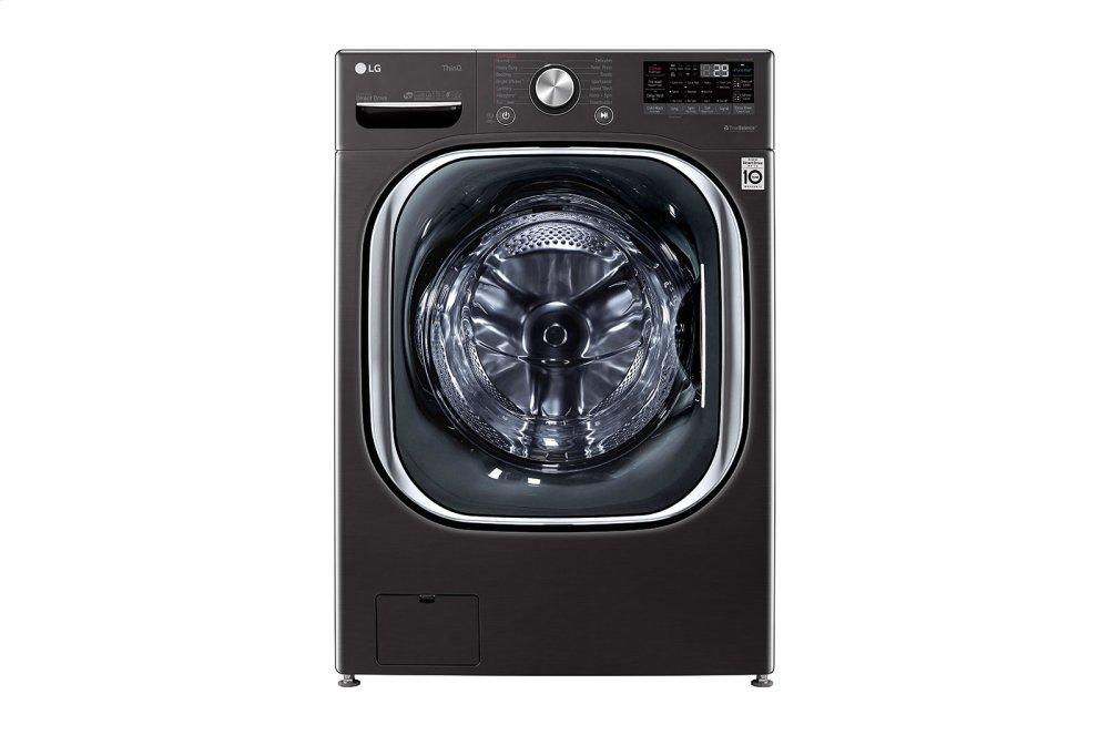 5.0 cu. ft. Mega Capacity Smart wi-fi Enabled Front Load Washer with TurboWash™ 360(degree) and Built-In Intelligence Photo #3
