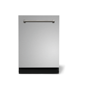 """AGAAGA Professional 24"""" Dishwasher, Stainless Steel"""