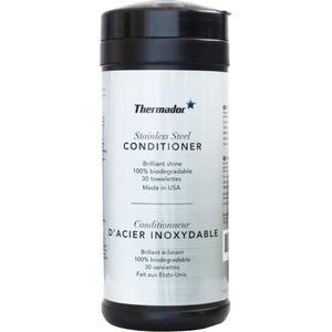 Thermador Stainless Steel Conditioner (wipes) -