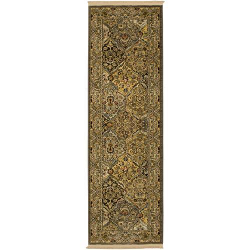 """Karastan - Original Kirman Granite 4' 3"""" X 6'"""
