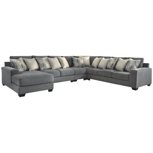 Product Image - Castano 5-piece Sectional With Chaise