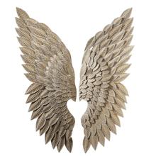 Product Image - Whitewash Gold Angel Wing Wall Decor (2 asstd)