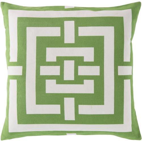 """Surya - Circles & Squares FB-004 20""""H x 20""""W"""