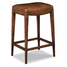 See Details - Saddle Seat Counter Stool