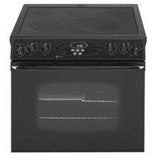 """30"""" Self-Cleaning Drop-In Electric Range"""