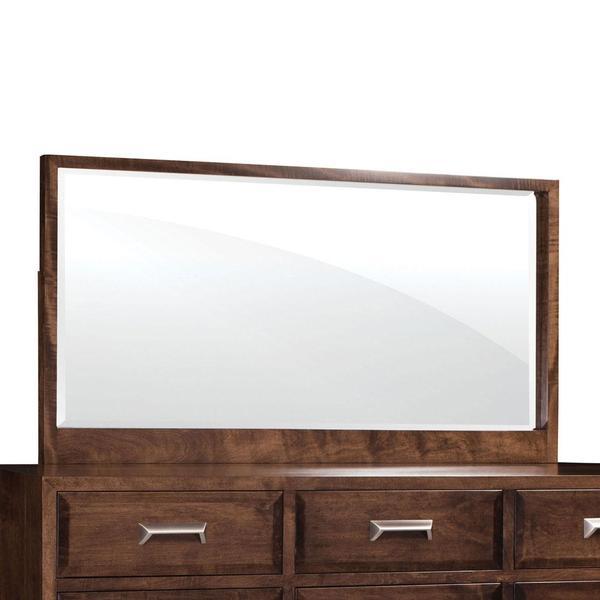 "See Details - Beaumont Bureau Mirror, 48 ""w x 26""h"