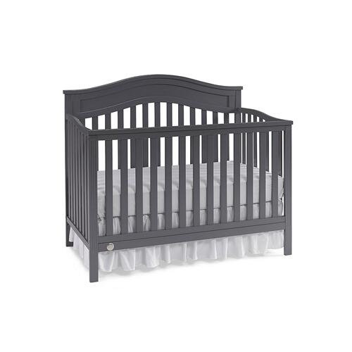 Product Image - Fisher-Price Aubree Convertible Crib, Stormy Grey