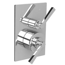 Fleetwood lever pressure balance with lever 2-way diverter trim only, to suit M1-4101 rough