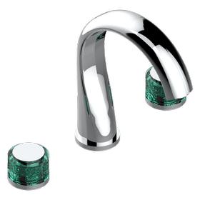 """Roman tub set with 3/4"""" valves"""
