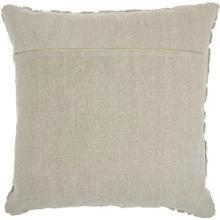 Life Styles Gt746 Khaki 2' X 2' Throw Pillow