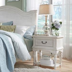 Liberty Furniture Industries - Leg Night Stand