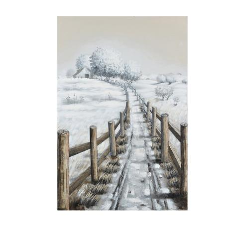 Crestview Collections - Fence Lined