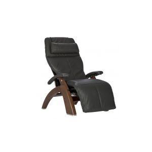 Perfect Chair ® PC-610 Omni-Motion Classic - Walnut - Gray Premium Leather