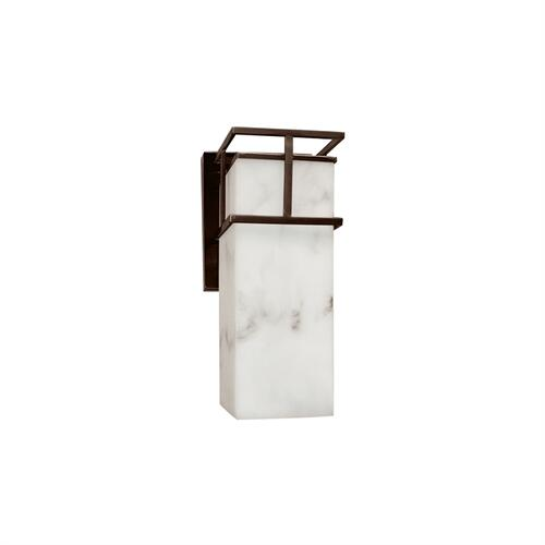 Structure LED 1-Light Small Wall Sconce - Outdoor