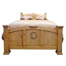 Econo King Bed Star
