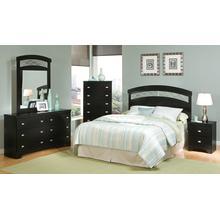See Details - Bradley/Black Dresser