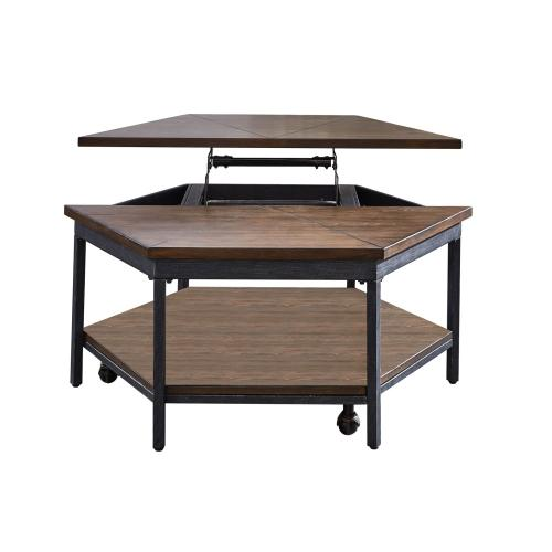 Ultimo 3 Piece Set(Lift-Top Cocktail & 2 End Tables)