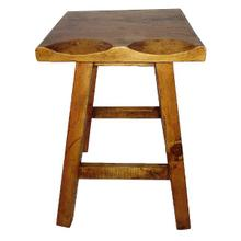 """See Details - 24"""" Nogal Bench Seat Stools"""