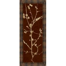 """""""Branching Out Il"""" By Diane Stimson Framed Print Wall Art"""