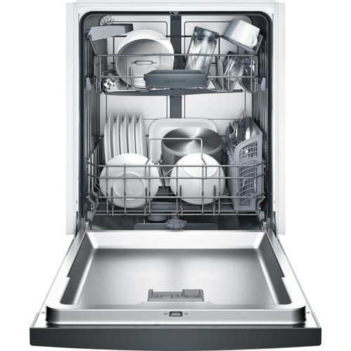 Gallery - 100 Series Dishwasher 24'' Black SHEM3AY56N