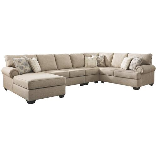 Baceno 4-piece Sectional With Chaise