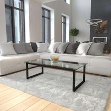 See Details - Glass Coffee Table