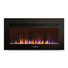 Built-In Fireplace - Crystal