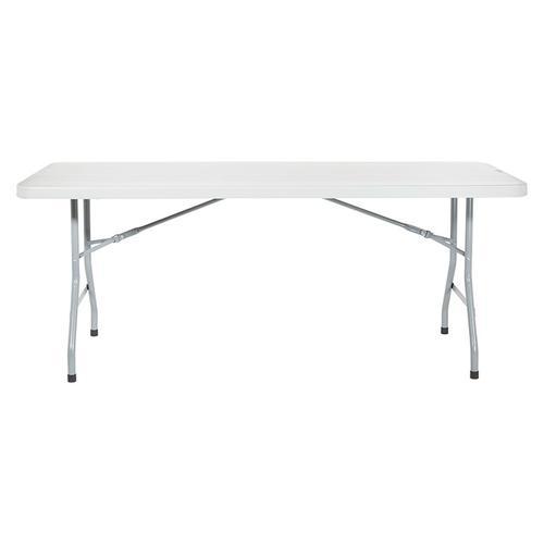 6' Resin Multi Purpose Table