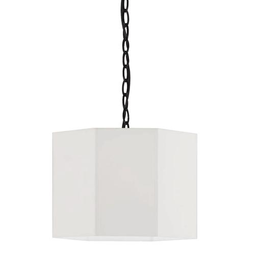 Product Image - 1lt Pendant, Mb W/ Wh Shade