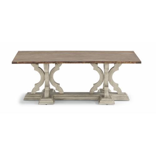 Flexsteel - Estate Rectangular Coffee Table