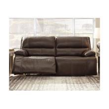 2 Seat PWR REC Sofa ADJ HDREST Walnut