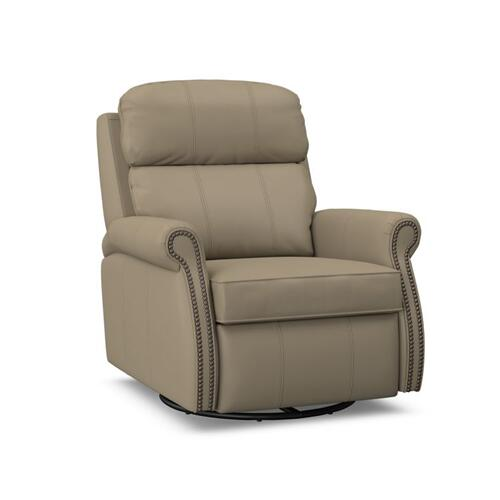 Leslie Power Reclining Swivel Chair CL767-10/PRSWV