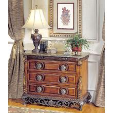 See Details - Bombe Chest, Marble Top