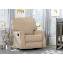 Carson Nursery Recliner Swivel Glider Chair - Beige (276)