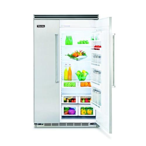"""OPEN BOX 48"""" Side-by-Side Refrigerator/Freezer"""