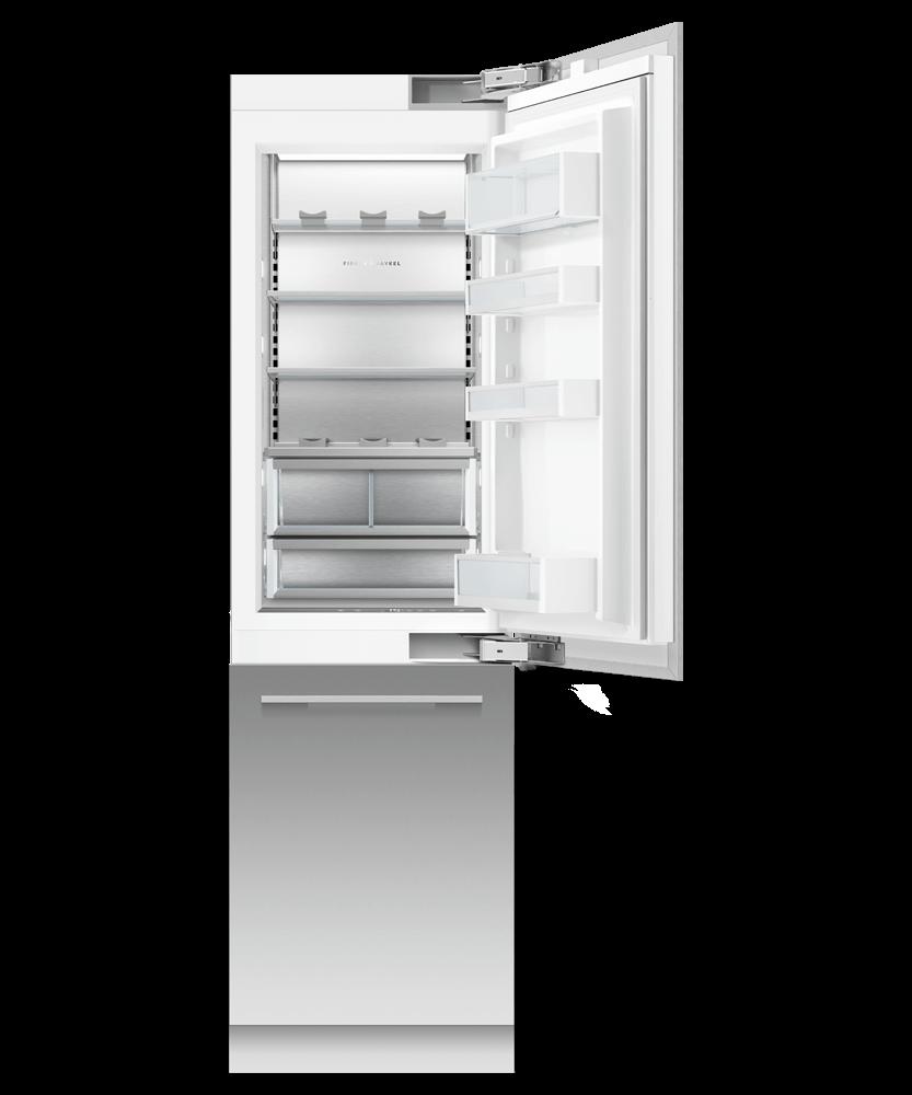 "Integrated Refrigerator Freezer, 24"", Ice & Water Photo #5"