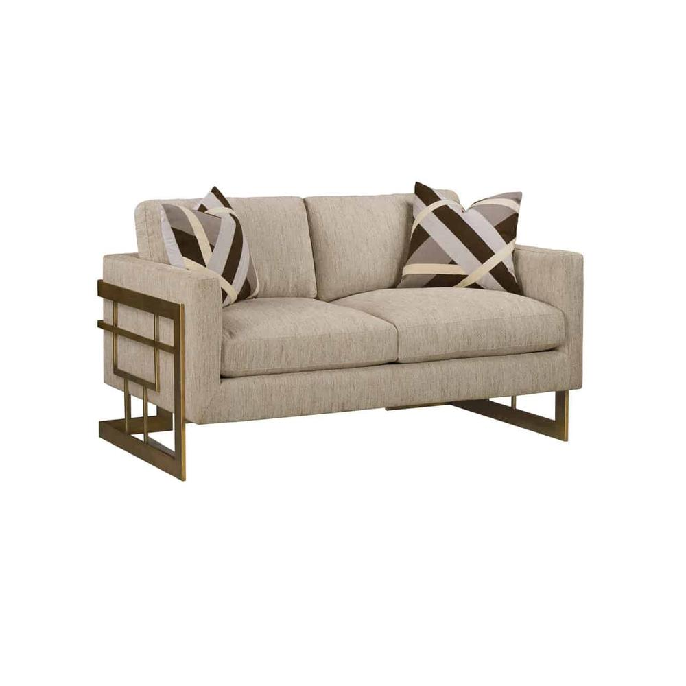See Details - Woodwright Winslow Loveseat