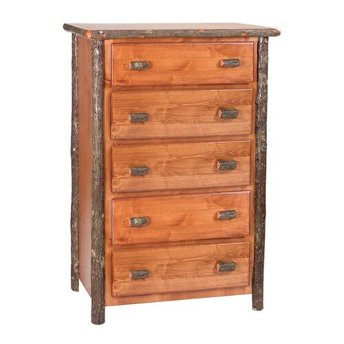 Five Drawer Chest - Cinnamon - Value