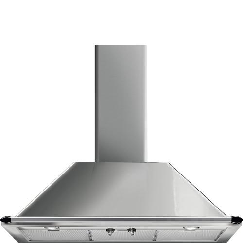"90 CM (approx. 36""), Victoria Ventilation Hood, Stainless steel"