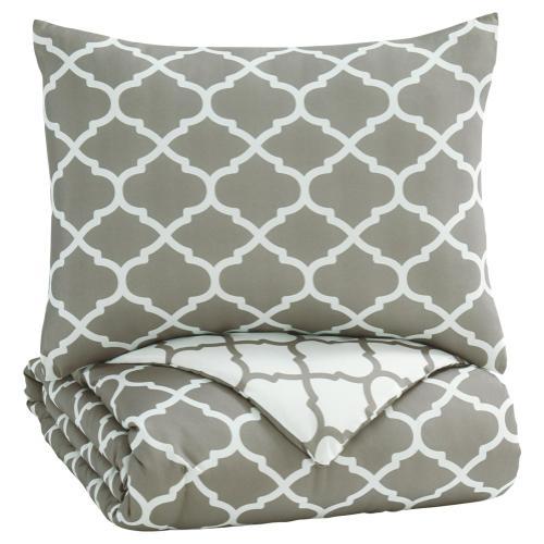 Signature Design By Ashley - Media 2-piece Twin Comforter Set