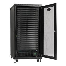 EdgeReady Micro Data Center - 21U, 3 kVA UPS, Network Management and PDU, 230V Assembled/Tested Unit