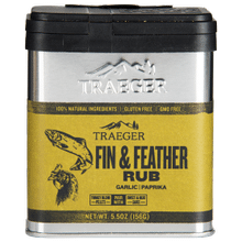 See Details - Fin & Feather Rub